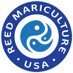 Logo reed mariculture