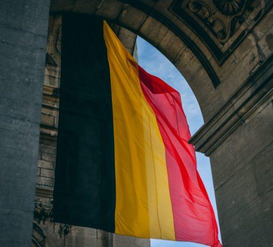 Flag Belgique