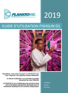 guide d'utilisation du fishgun d1
